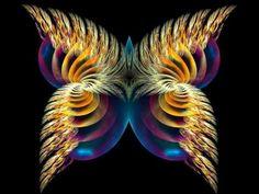 Butterfly by eReSaW on DeviantArt Fractal Art, Fractals, Art Base, Patterns In Nature, Psychedelic, Digital Art, Butterfly, Deviantart, Artist