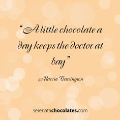 #chocolate #quotes