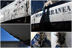Mediterranea ha iniziato le cure #progettomediterranea #mediterranea #vela #barcaavela #mare #ecologica #progetto #culturale #scientifico