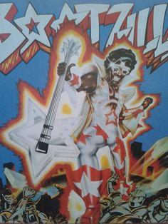 """BOOTSY COLLINS!! ★ (≧◡≦) ( =':')—<[:]