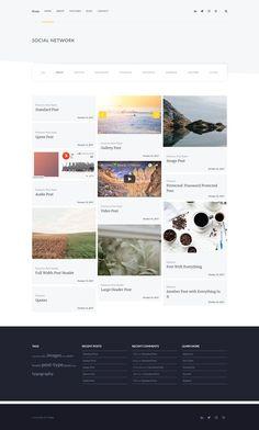 Koop - Multipurpose Social Theme by ThemeWizz