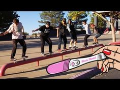 We like this Skate Mental video. It's called Somebody's Getting Pregnant. You might like it, too.