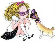 ELOISE AT THE PLAZA  - My favorite book when I was in elementary school!