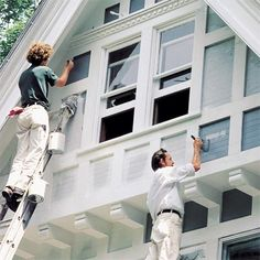 All About Exterior Paint