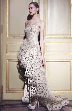 Rami Al-Ali Spring-summer 2012 - Couture Rami Al Ali, Fashion Models, High Fashion, Fashion Show, Fashion Design, Net Fashion, Trendy Fashion, Haute Couture Style, Spring Couture