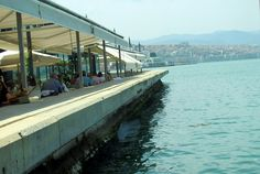 Izmir - View from the Konak Mall