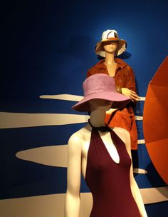 Stay cool in these fun Hermes hats!