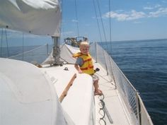 """""""Baby on Board a Boat"""" from We Live On a Boat web log"""