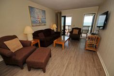Myrtle Beach Vacation Rentals | OCEAN FOREST VILLAS 309E | Myrtle Beach - Myrtle Beach