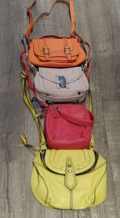 Colourful Cross Body Bags