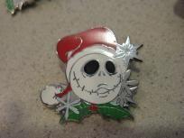 Photon$Mart$ Disney JACK SKELLINGTON CHRISTMAS HOLIDAY MYSTERY Disney Pin