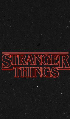 Stranger things logo: from type to title good reads stranger Stranger Things Logo, Stranger Things Aesthetic, Eleven Stranger Things, Stranger Things Season, Stranger Things Netflix, Iphone Wallpaper Stranger Things, Starnger Things, Signs Youre In Love, Cute Wallpapers