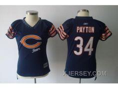 http://www.xjersey.com/2011-women-nfl-field-flirt-fashion-chicago-bears-34-walter-payton-blue-new.html 2011 WOMEN NFL FIELD FLIRT FASHION CHICAGO BEARS #34 WALTER PAYTON BLUE NEW Only $34.00 , Free Shipping!