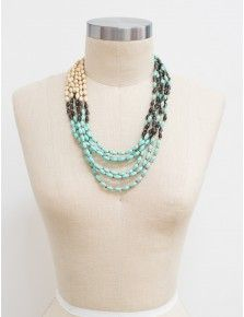 Recycled bead jewelry made by women in Uganda