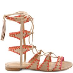 #Willow #schutz #schutzshoes #655madison #sandals #colorful