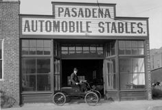 Vintage California, Southern California, Altadena California, San Luis Obispo County, Gas Station, Cool Photos, Amazing Photos, Old Cars, Vintage Images