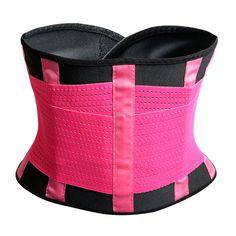 e4ac3a4c64 comHot Shapers Women Body Shaper Slimming Shaper Belt Girdles Firm Control  Waist Trainer Cincher Plus size S-3XL Shapewear Dropship