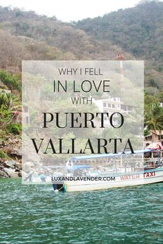 Puerto Vallarta is a beautiful city located amongst the rain forests of Mexico. Read about things to do in Peurto Vallarta and why the city will capture your heart