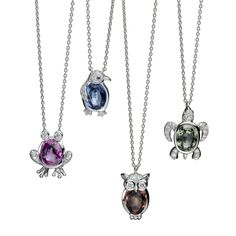 Mellerio Cute pendants by Mellerio dits Meller #MellerioinLove #valentinesday #Vdaygiftguide #giftguide #jewellery