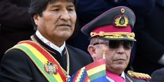 Bolivia's military and police had long been suspicious of Evo Morales, former Bolivian officers said, and his leftist ideology and refusal to meet police salary and pension demands cost him their loyalty. Bolivia, Ecuador, Organization Of American States, Evo Morales, Crime, Afghanistan War, Living In Europe, Latest World News, Armed Forces