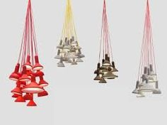 Výsledek obrázku pro torch light established and sons Torch Light, Decorative Bells, Sons, Ceiling Lights, Lighting, Projects, Rowan, Lamps, Design