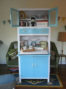 1000 Images About Retro Kitchen Cabinet On Pinterest