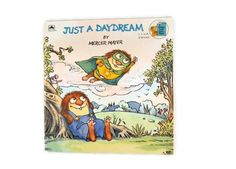 Vintage 1989 Just a Daydream By Mercer Mayer A Little Critter Book, A Golden Look Look Book, Vintage Book for Children from FarahsAttic on Etsy. Mercer Mayer Books, Human Pictures, Little Critter, Vintage Books, Children's Books, Daydream, Grandchildren, My Love, Funny
