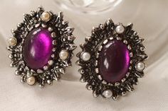 Vintage Sarah Coventry Earrings by GrammaCsCloset on Etsy