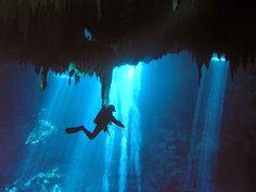 Deporte y Turismo de aventura: Cenotes Mejicanos: turismo, buceo y consejos para disfrutar