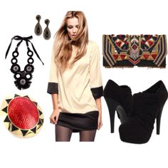Polyvore.com created by aotimbs