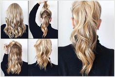 FASHION: Easy Hairstyle Hacks For A New Look Everyday