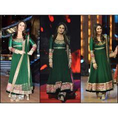Bollywood designer kareena kapoor suit