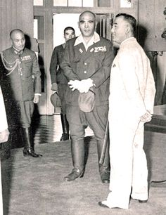The man in charge and responsible for the Bataan Death March was Japan's General Homma Masaharu who later surrendered in Tokyo on 14 Sep Tried in Manila, he was convicted and executed by firing squad at Los Baños, Luzon, the Philippines, on 3 Apr Military History, Military Units, Bataan Death March, Nagasaki, Hiroshima, Prisoners Of War, World History, World War Two, Iwo Jima