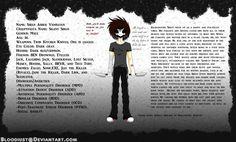 .:Creepypasta:. Silent Siren Reference Sheet by C0I0R on DeviantArt
