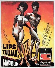 Z výstavy erotických kreseb Káji Saudka v Tančícím domě <b>…</b>