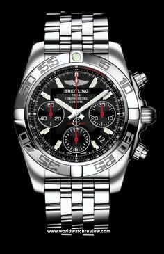 Crudmudgeonz Tumblr • Breitling Chronomat 41 Limited Edition Automatic Chronograph