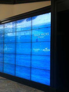 Gilly Hicks im CentrO Oberhausen