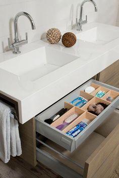 the ultimate equipment that serves high functionality is a must-have item in small bathroom furniture Bathroom Toilets, Laundry In Bathroom, Bathroom Renos, Master Bathroom, Upstairs Bathrooms, Rustic Bathrooms, Modern Bathroom, Bad Inspiration, Bathroom Inspiration