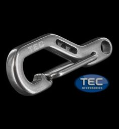 Tec Accessories Python Clip | Lanyards,Carabiners & Fobs | Carry | Heinnie Haynes