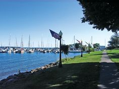 We went to Bayfield, WI Summer 2010 and it was so great! Who knew that northern Wisconsin could have such a picturesque town with great restaurants and things to do?
