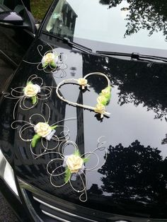 #Neutral Decorations #wedding #car ... Wedding ideas for brides, grooms, parents & planners ... https://itunes.apple.com/us/app/the-gold-wedding-planner/id498112599?ls=1=8 … plus how to organise an entire wedding, without overspending ♥ The Gold Wedding Planner iPhone App ♥