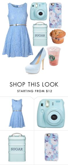 """""""Untitled #626"""" by owls165 ❤ liked on Polyvore featuring Glamorous, Fujifilm, Kitchen Craft and Isaac Mizrahi"""
