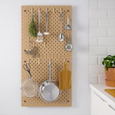 Nieuw bij IKEA: Skadis wandopbergers https://www.ikwoonfijn.nl/nieuw-bij-ikea-skadis-wandopbergers/