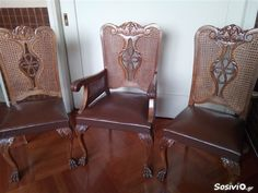 Καρέκλες αντίκες, σκαλιστές καρυδιά Αγγελίες στην Αθήνα