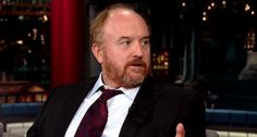 Louis C.K. Shares His Thoughts on Deflate-gate on Letterman