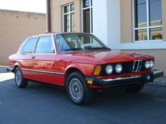 1979 BMW 320i (color: Iberischrot) bmwe21register.com