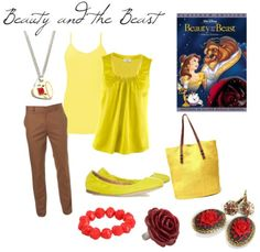 Disney's Beauty and the Beast - casual