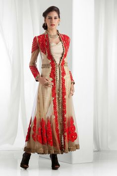 bridal collection 2014 | The 2014 Wedding Anarkali Suits Collection