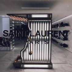 Saint Laurent's world biggest store #saintlaurent #omotesando #tokyo…