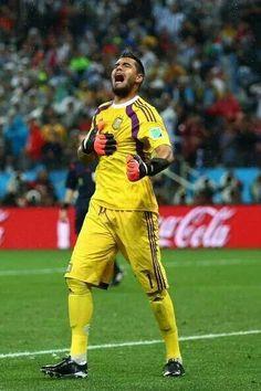 Orgullosa de ser argentina!! GRACIAS SIMPLEMENTE GRACIAS ROMERO GRACIAS CHIQUITO GRACIAS POR TANTO Y PERDON POR TAN POCO